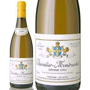 シュヴァリエ・モンラッシェ[2009]ルフレーヴ(白ワイン)|takamura