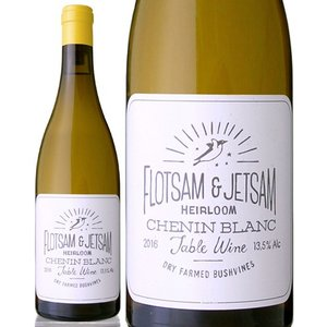 フロットサム&ジェットサム エアルーム シュナン ブラン [2016]アルヘイト ヴィンヤーズ(白ワイン)|takamura
