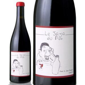 ヴァン ド フランス ルージュ ル ジャジャ デュ ベン (2015)アンヌ エ ジャン フランソワ ガヌヴァ(赤ワイン)|takamura