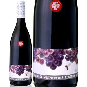 ヴィニュロンズ・リザーブ・メルロー[2015]ヴィラデスト・ワイナリー(赤ワイン)|takamura