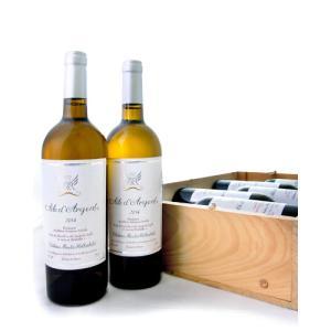 木箱入りエール ダルジャン[2014]6本セット (白ワイン)  ※同梱不可|takamura