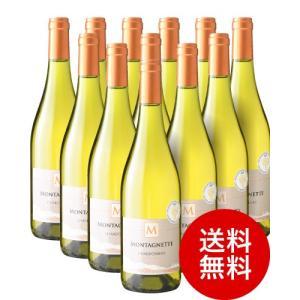 【送料無料】モンタネット・シャルドネ[2016]12本セット(白ワイン)(同梱不可・送料無料)|takamura