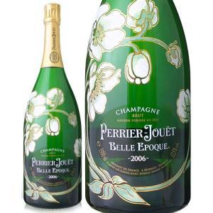 【マグナムボトル】 ベル・エポック[2006]ペリエ・ジュエ 1500ml (ワイン(=750ml)6本と同梱可)(泡・白) takamura