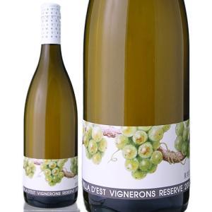 ヴィニュロンズ・リザーヴ・シャルドネ[2016] ヴィラデスト・ワイナリー(白ワイン)|takamura
