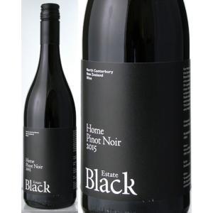 ブラック・エステート・ホーム・ピノ・ノワール[2015] ブラック・エステート(赤ワイン)|takamura