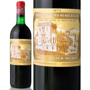 シャトー デュクリュ ボーカイユ[1974](赤ワイン)|takamura