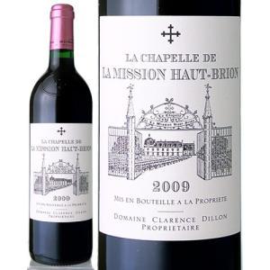 ラ シャペル ド ラ ミッション オー ブリオン [2009](赤ワイン)|takamura