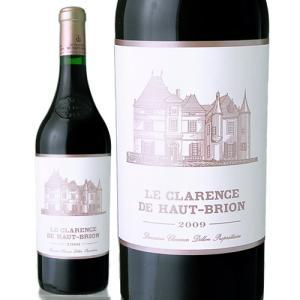 ル クラレンス ド オー ブリオン[2009](赤ワイン)|takamura