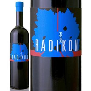 メルロー[2005]ラディコン(500ml)(赤ワイン) takamura