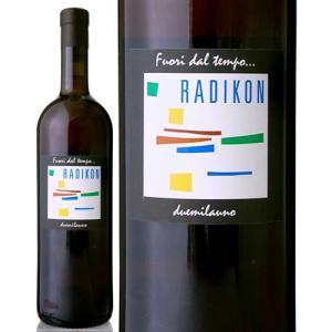 オスラーヴィエ・フオーリ・ダル・テンポ [2001]ラディコン(白ワイン)|takamura