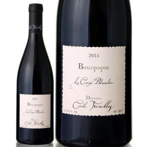 ブルゴーニュ・ルージュ・ラ・クロワ・ブランシュ[2015] ドメーヌ・セシル・トランブレ(赤ワイン)|takamura