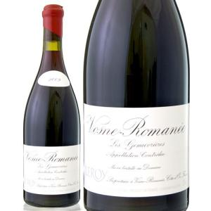 ヴォーヌ・ロマネ一級ジュヌヴリエール[2009]ルロワ(赤ワイン)|takamura