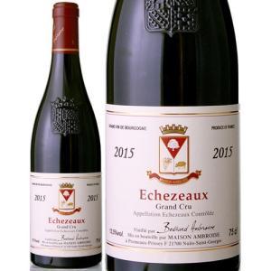 エシェゾー・グラン・クリュ[2015] ベルトラン・アンブロワーズ(赤ワイン)|takamura
