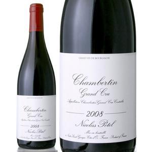 シャンベルタン[2008]ニコラ・ポテル(赤ワイン)|takamura