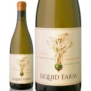 ゴールデンスロープ・シャルドネ[2014] リキッド・ファーム(白ワイン)|takamura
