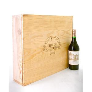 【オリジナル木箱入り】 シャトー・オー・ブリオン[2013]6本セット(赤ワイン)|takamura