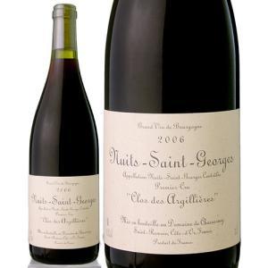 ニュイ・サン・ジョルジュ・プルミエ・クリュ クロ・デ・ザルジリエール[2006]シャソルネ(赤ワイン)|takamura
