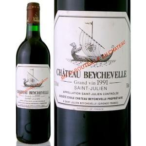 シャトー ベイシュヴェル[1991](赤ワイン) ※ラベル瓶&キャップに汚れ 破れ 傷有り※|takamura