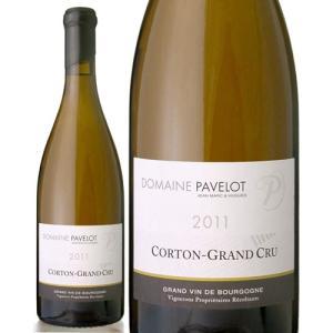 コルトン・ブラン・グラン・クリュ[2011]ドメーヌ・パヴロ(白ワイン)[S]|takamura
