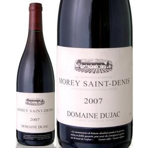 モレ・サン・ドニ[2007]ドメーヌ・デュジャック(赤ワイン)|takamura