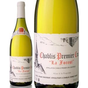 シャブリ プルミエ クリュ フォレ[2010]ヴァンサン ドーヴィサ(白ワイン)|takamura