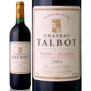 シャトー・タルボ[2003](赤ワイン)|takamura