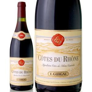 コート・デュ・ローヌ・ルージュ[1995] ギガル(赤ワイン)|takamura