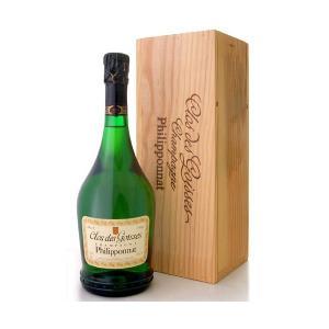 【オリジナル木箱入り】 クロ・デ・ゴワセ[1983]フィリポナ(泡・白) (ワイン(=750ml)8本と同梱可) takamura