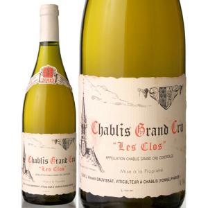 シャブリ・グラン・クリュ・レ・クロ[2002]ヴァンサン・ドーヴィサ(白ワイン)[S]|takamura