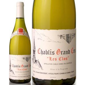 シャブリ・グラン・クリュ・レ・クロ[2003]ヴァンサン・ドーヴィサ(白ワイン)[S]|takamura