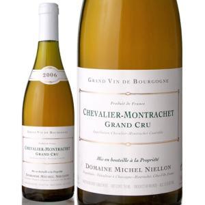 シュヴァリエ・モンラッシェ・ グラン・クリュ[2006]ミッシェル・ニーロン(白ワイン)|takamura