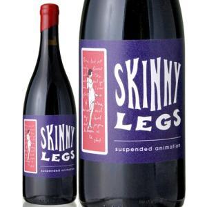スキニー レッグス サスペンデッド アニメーション シラー[2017]カイル ダン(赤ワイン)|takamura