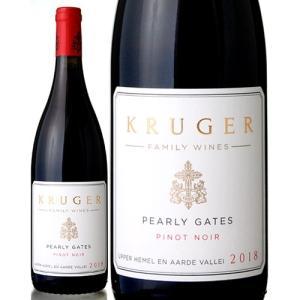 パーリー ゲーツ ピノ ノワール[2017]クルーガー ファミリー ワインズ(赤ワイン)|takamura