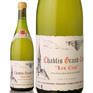 シャブリ グラン クリュ レ クロ[2006]ヴァンサン ドーヴィサ(白ワイン) takamura