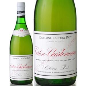 コルトン シャルルマーニュ グラン クリュ[1978] ラルール ピオ(白ワイン) ※ラベル瓶&キャップに汚れ 破れ 傷有り※|takamura