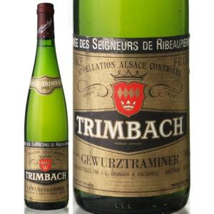 ゲヴェルツトラミネール キュヴェ デ セニュール  ド リボピエール[1993]トリンバック(白ワイン) ※ラベル瓶&キャップに汚れ 破れ 傷有り※|takamura