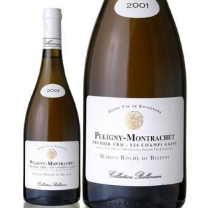 ピュリニー モンラッシェ プルミエ クリュ レ シャン ガン[2001]コレクション ベレナム(白ワイン) takamura
