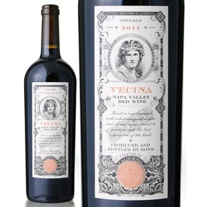 ヴァシィーナ・ナパ・ヴァレー[2014]ボンド(赤ワイン)|takamura