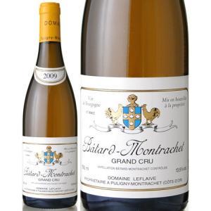 バタール モンラッシェ グラン クリュ[2009]ドメーヌ ルフレーヴ(白ワイン) takamura