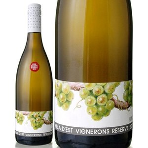 ヴィニュロンズ・リザーヴ・シャルドネ[2017]ヴィラデスト・ワイナリー(白ワイン)|takamura