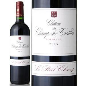 ル プティ シャン[2015]シャトー デュ シャン ド トレイユ(赤ワイン)|takamura