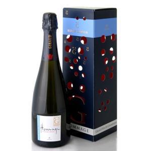 正規 箱入りオマージュ ア フランソワ エマール NV アンリ ジロー (泡 白)(ワイン(=750ml)10本と同梱可)|takamura