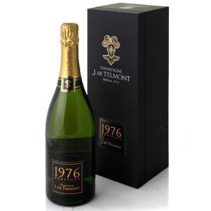 ブリュット エリタージュ[1976]J ド テルモン(泡 白)(ワイン(=750ml)8本と同梱可)|takamura
