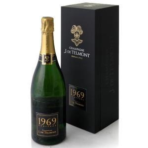 ブリュット エリタージュ[1969]J ド テルモン(泡 白)(ワイン(=750ml)8本と同梱可)|takamura