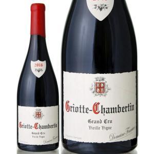 グリオット シャンベルタン グラン クリュ ヴィエイユ ヴィーニュ V.V.[2016]ドメーヌ フーリエ(赤ワイン) takamura