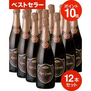 スパークリング ロゼ 12本セット ロジャー グラート カヴァ ロゼ ブリュット[2014](泡 ロゼ)箱なしワイン王国31 takamura