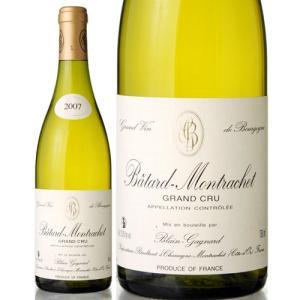 バタール モラッシェ グラン クリュ [2007]ブラン ガニャール(白ワイン)|takamura