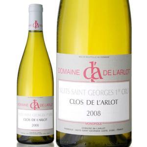 ニュイ サン ジョルジュ プルミエ クリュ クロ ド ラルロ ブラン[2008]ドメーヌ ド ラルロー(白ワイン)|takamura