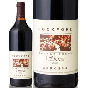 バスケット プレス シラーズ [2012] ロックフォードワインズ ( 赤ワイン )|takamura