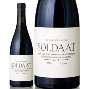 ソルダート[2017]ザ サディ ファミリー ワインズ(赤ワイン)|takamura